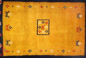 فرش گبه های دستباف ایرانی
