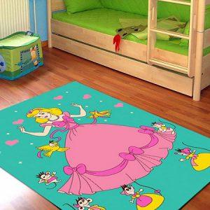 گلیم فرش کودک