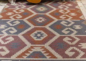 گلیم فرش های فانتزی
