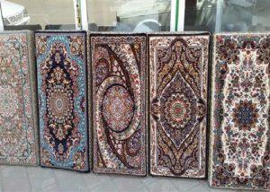 انواع پشتی های ایرانی