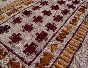 انواع گبه فرش