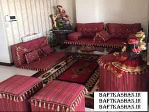 پشتی سنتی ایرانی